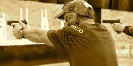 First Responder Pistol (Hardwired Tactical's Darryl Bolke and Joe Watson)