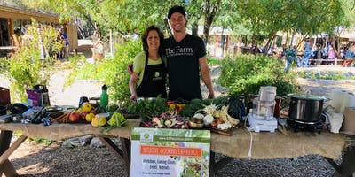 Intuitive Farm to Table Plant Based Winter Cooking Class