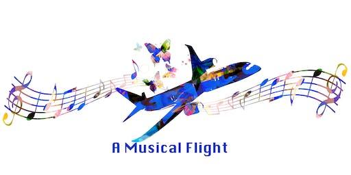 A MUSICAL FLIGHT