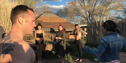 Sacred Sauna, Sweat Lodge, Temazcal, Purification, Detox, Prep for Medicine