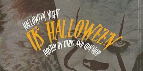 IT's Halloween tickets