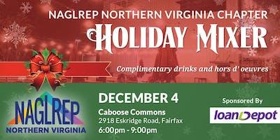 NAGLREP Northern Virginia Holiday Mixer