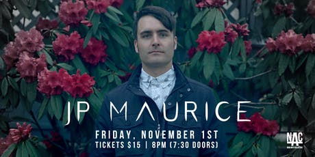 JP Maurice Solo Concert tickets
