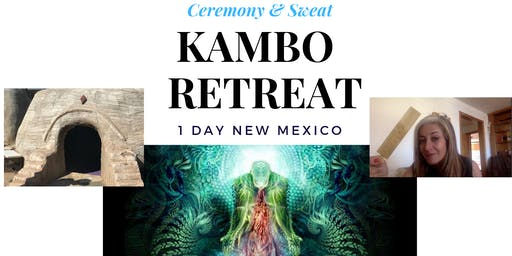 Kambo: Change Your Stars and Take Back Your Power.  Kambo Frog Medicine & Sweat, for Insight, Trauma and Anxiety Release, and Immune Boost, Foundation for Deep Journeys and Healing Retreats this Month