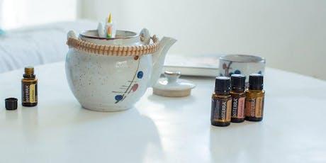 Prendre soin de soi avec les huiles essentielles doTERRA billets