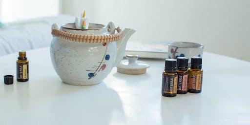 Prendre soin de soi avec les huiles essentielles doTERRA