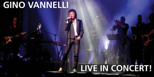 Gino Vannelli Concert to Benefit Mederi Center