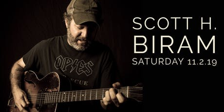 Scott H. Biram tickets