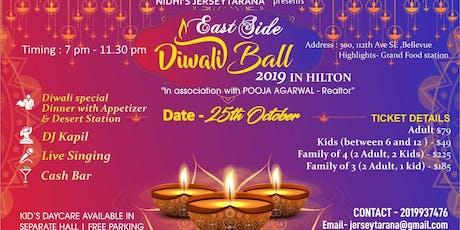 EastSide Diwali Ball tickets