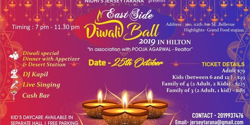 EastSide Diwali Ball