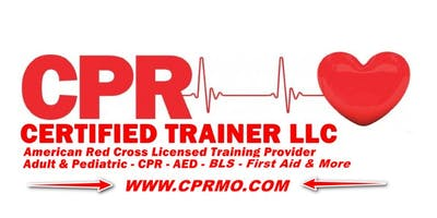 American Red Cross - ***** First Aid / CPR / AED