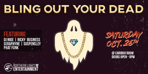 Halloween - Bling Out Your Dead!
