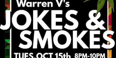 Warren V's Jokes & Smokes LA