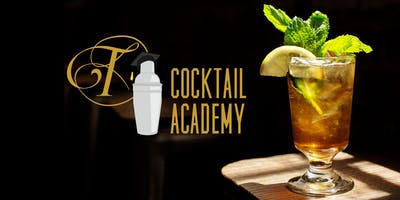 Tattersall Cocktail Academy + 4 Course Dinner by Quince Catering (Winter) Monday 2/24/20