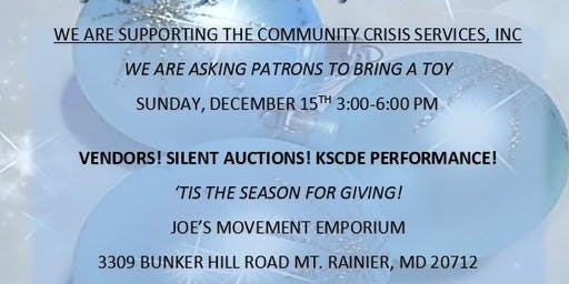 2019 Fundraiser and Holiday Gift Giving Event