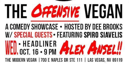 The Offensive Vegan - A Comedy Showcase