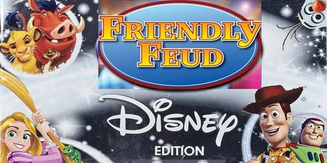 DISNEY Friendly Feud tickets
