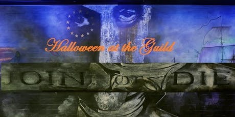 Halloween at the Guild! tickets