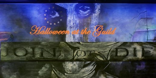 Halloween at the Guild!