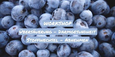 Workshop Gesundheit und Ernährung Tickets