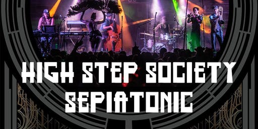 Caravan Palace Afterparty Ft. High Step Society & Sepiatonic