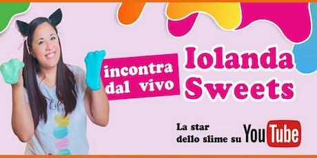 Festa di Halloween con Iolanda Sweets biglietti