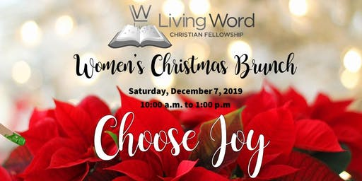 Living Word Women's Christmas Brunch