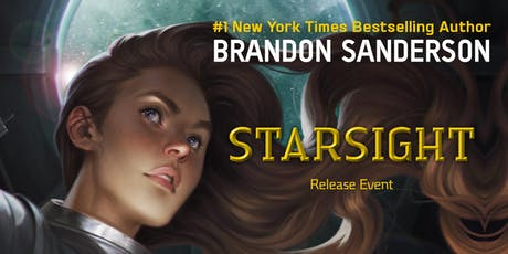 Starsight Book Release Event tickets