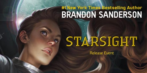 Starsight Book Release Event