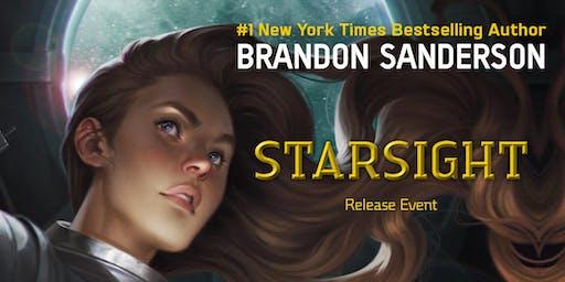 Starsight Book Release Event