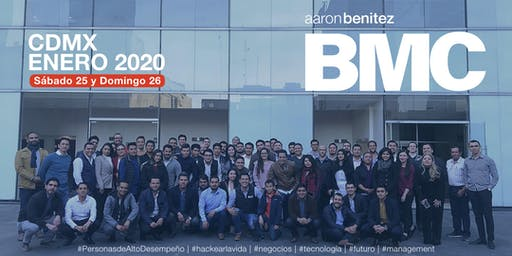 Aaron Benitez Business Master Class [ BMC ] Enero 2020