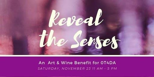 Reveal the Senses - A Wine & Art Benefit