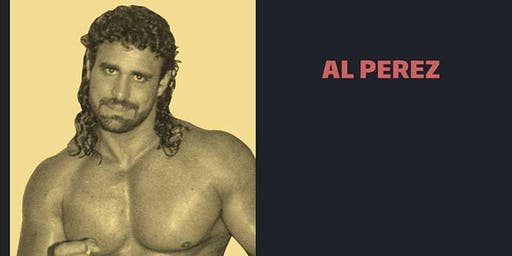Al Perez Meet & Greet Combo/WrestleCade FanFest 2019
