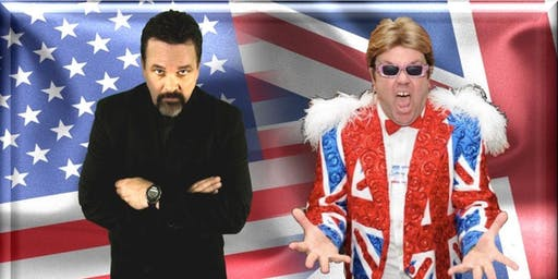 Face to Face: Tribute to Billy Joel & Elton John - Standing Room Available!