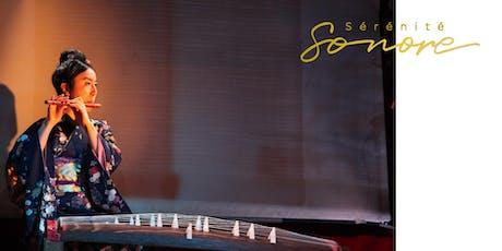 Rosée du soleil levant - Yuki Isami, flûtiste billets