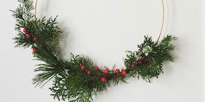 Minimalist Wreaths