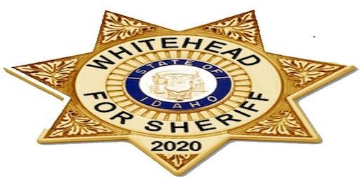 MEET & GREET   Sheriff Candidate Rick Whitehead
