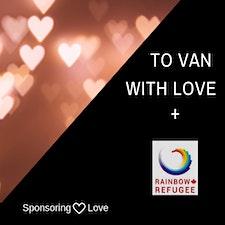 To Van With Love logo
