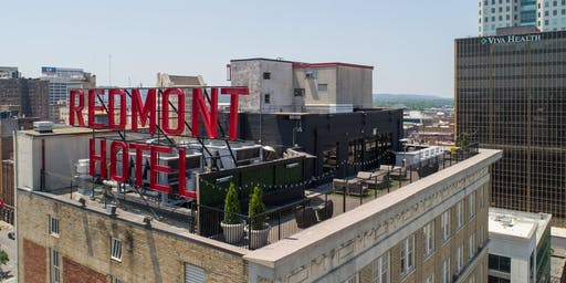 "Redmont Hotel Presents: ""A View From The Top"" Classic Day Party"