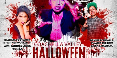 Coachella Valley Halloween Social