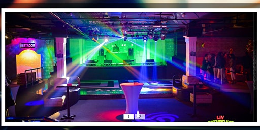 Saturdays at Jouvay nightclub