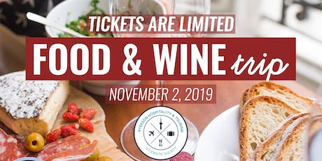 Food and Wine Trip tickets