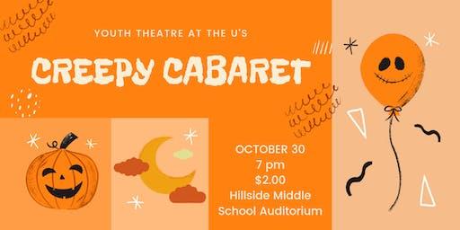 Youth Theatre's CREEPY CABARET