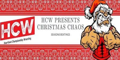 HCW Presents Christmas Chaos