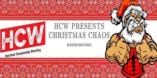 HCW Presents Christmas Chaos