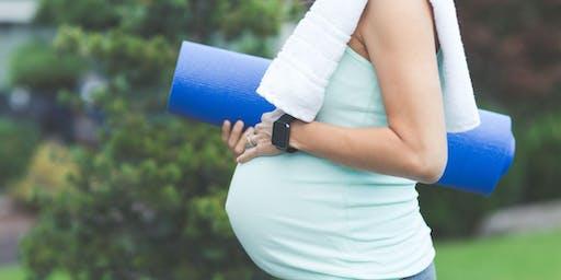 Prenatal/Postnatal Yoga
