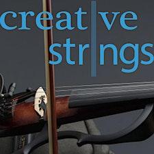 Creative Strings logo