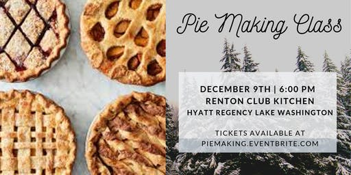 Pie Making Class at the Lake