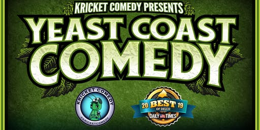 Kricket Comedy Presents: Yeast Coast Comedy