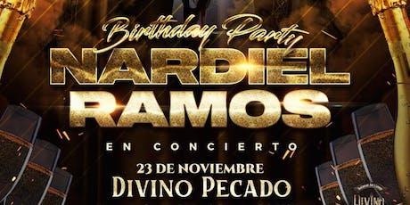 Nardiel Ramos en Concierto tickets